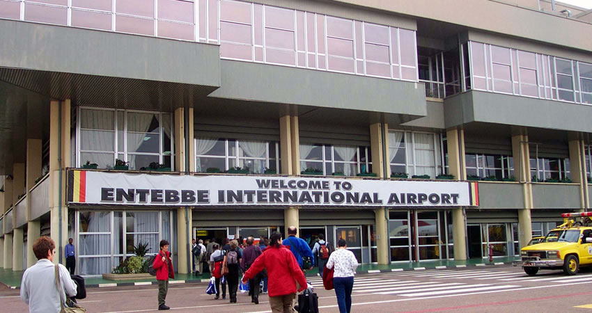 Entebbe airport reopens