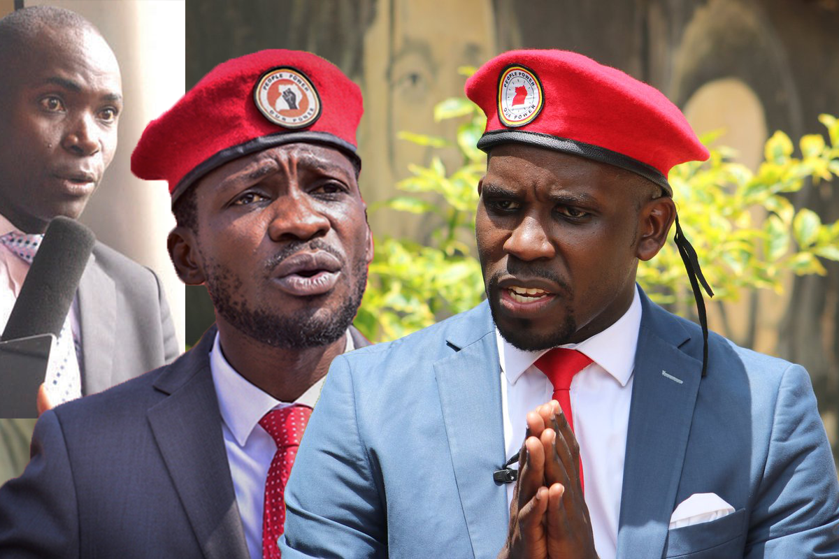 NUP hunting for plan B Candidate incase Bobi Wine is blocked
