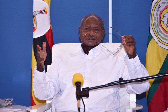 COVID-19 Cases Intensify Ahead of President Museveni's Address