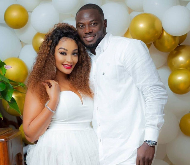 Zari parades her 'new catch' on Valentine's Day