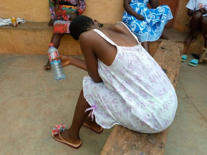27-year-old female teacher arrested for defiling 17-year-old student