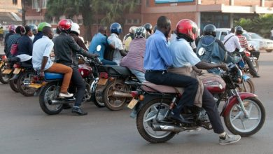 Local Government Motorcycles Turned into Boda Bodas in Soroti
