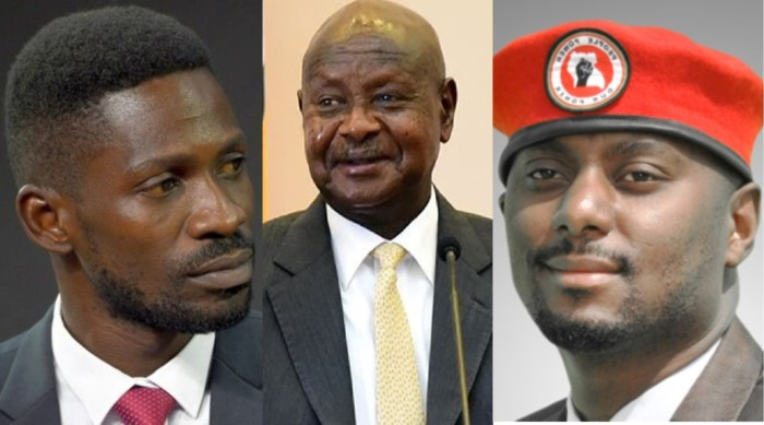 Museveni plans to reward Rubongoya for managing to control 'stubborn' Bobi Wine