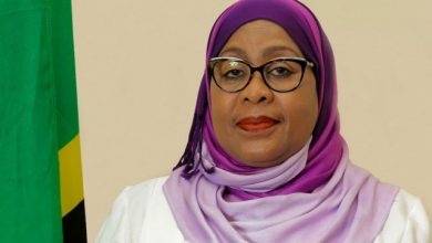 Samia Suluhu Hassan sworn in as Tanzania's president